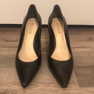 Guess Black Stiletto Pump
